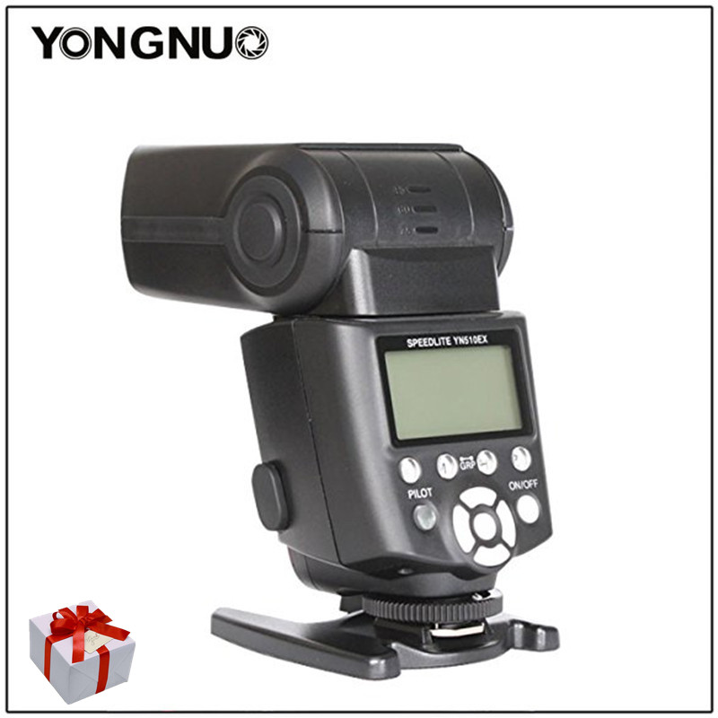 YONGNUO YN-510EX YN510EX Off Camera Wireless TTL Flash Speedlite for Canon Nikon Pentax Olympus Pana-sonic DSLR Cameras pixle vertax d14 battery grip as mb d14 for nikon dslr d600 d610 camera