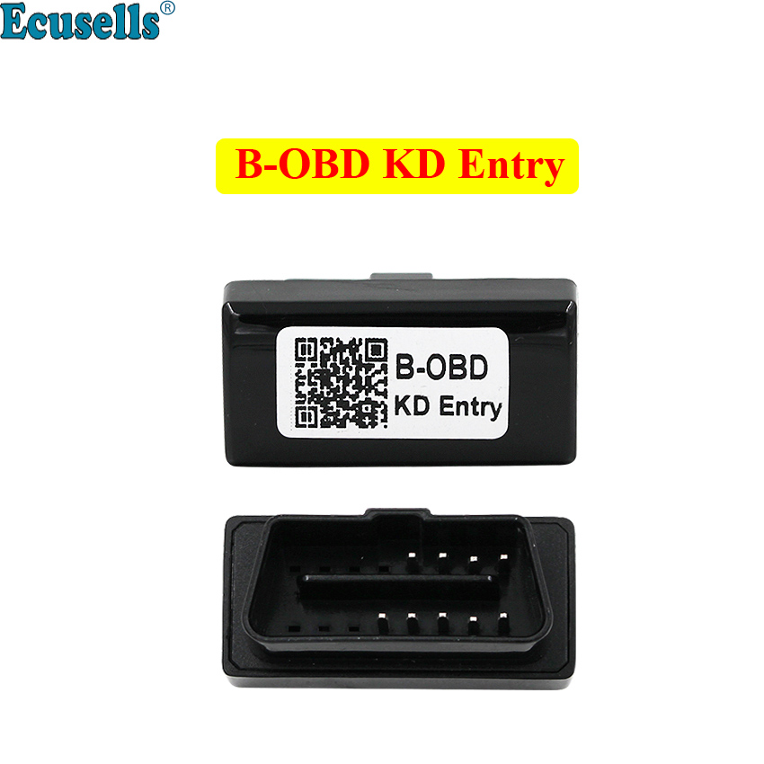 KEYDIY B-OBD KD Entry For Smartphones To Car Remotes Entry Best Choice For Smart Phone Key Turn Smart Phone To Be Car Remote