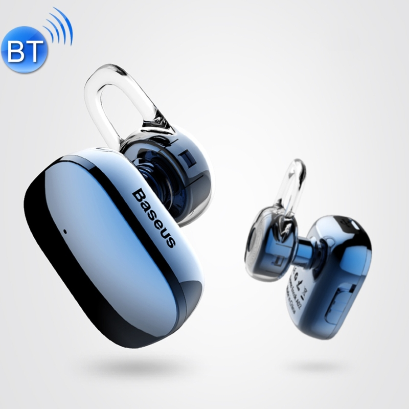 BASEUS Encok A02 Mini Earphone Wireless In-ear One-sided Touch Control Earpiece Cordless Headset For iPhone Samsung