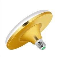 LED Bulb High Power Ultra Bright Flying Saucer Light Home Restaurant Industry E27 Screw Mouth Energy