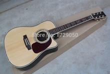 """Beste Preis China gitarrenfabrik benutzerdefinierte 100% Neue Top Qualität 41 """"D akustische 45 gitarre massive fichtendecke freies verschiffen auf lager 112"""