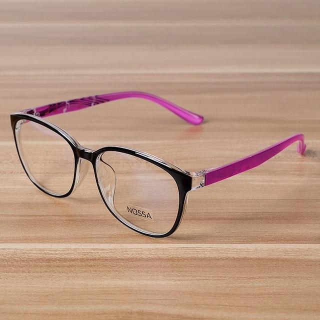17509db15f2 New Fashion Big Frame Women s TR90 Ultralight Optical Glasses Female  Elegant Myopia Frames Men Casual Eyewear Trendy Eyeglasses
