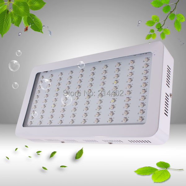 Newly 300W Led grow light 100*3W which real power can be 180W high quality with 3years warranty dropshipping free shipping by china post air mail 75w led plant grow light 3w high quality 3years warranty dropshipping