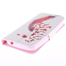 Leather Phone Case Cover For Samsung Galaxy Core 4G LTE G386F G386W SM-G386F