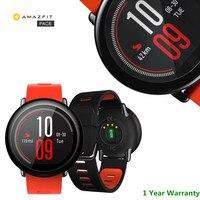 Английская версия Huami Amazfit Pace Смарт часы gps умные часы предмет одежды устройства Смарт часы 1,2 ГГц 512 Мб/4 ГБ для Xiaomi IOS