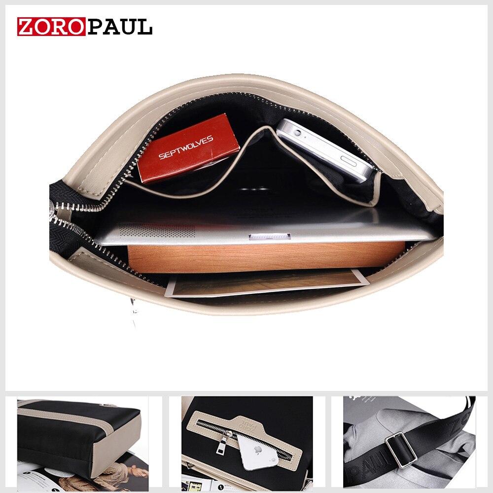 alta qualidade Usage : Fashion Men's Messenger Bag And Clutch Wallet, The Best Gift For Men
