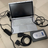 scanner otc for toyota it 3 diagnostic tool software with laptop cf ax2 touch screen pc i5 cpu ram 4g ready to use