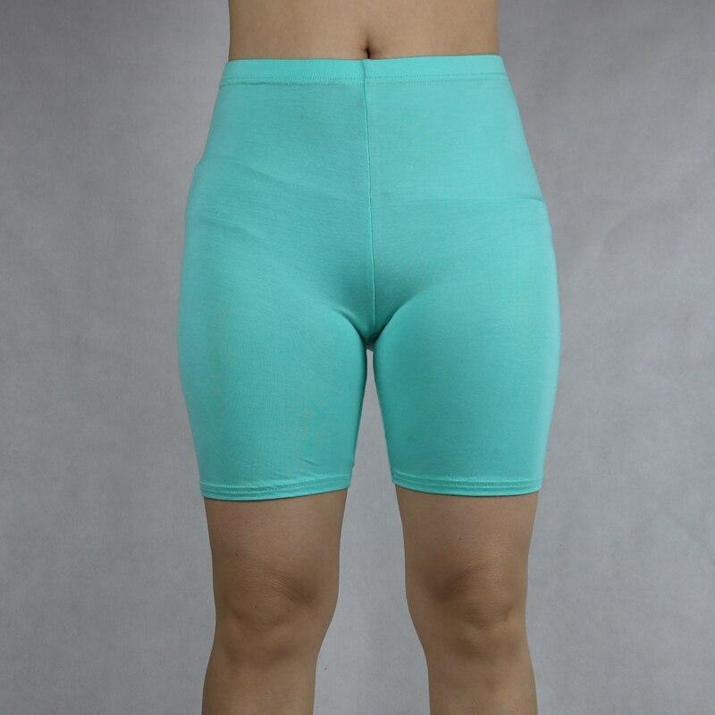 solid short   leggings   S- 7XL cotton women new short feminino female insurance pants 6XL 5XL 4XL 3XL 2XL XL L