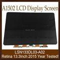 """10 шт/много A1502 2015 Года Для Apple Macbook Pro Retina Подлинная Новый ЖК-Дисплей LSN133DL03-A02 13.3 """"жк-Экран 100% Тестирование"""