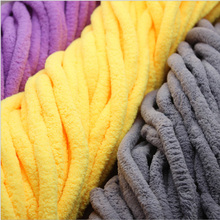 3 Pcs / Lot Upgraded Version New Iceland Super Thickness Yarn Roving Yarn For Hand Knitting Iceland Yarn Hat Scarf DIY Big Yarn