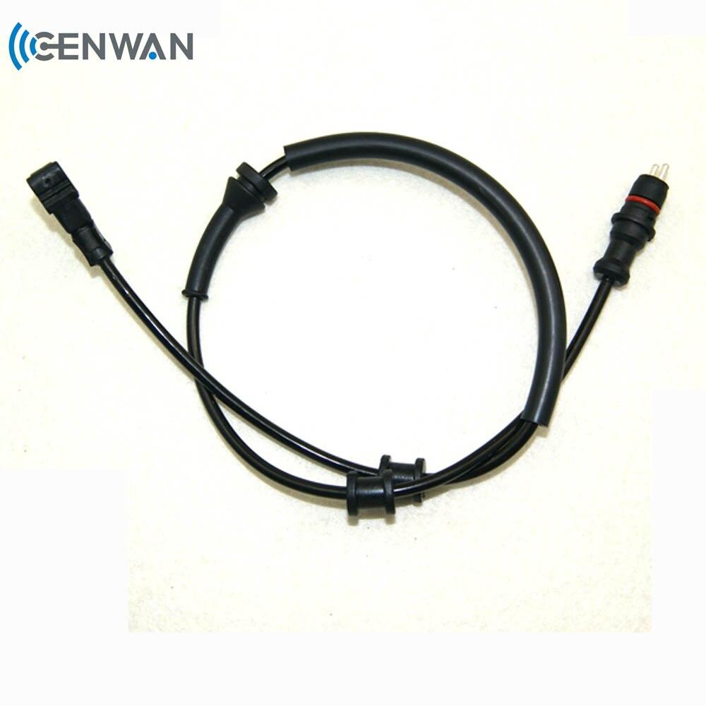 CENWAN ABS Wheel Speed Sensor 8200084126 Rear Axle left