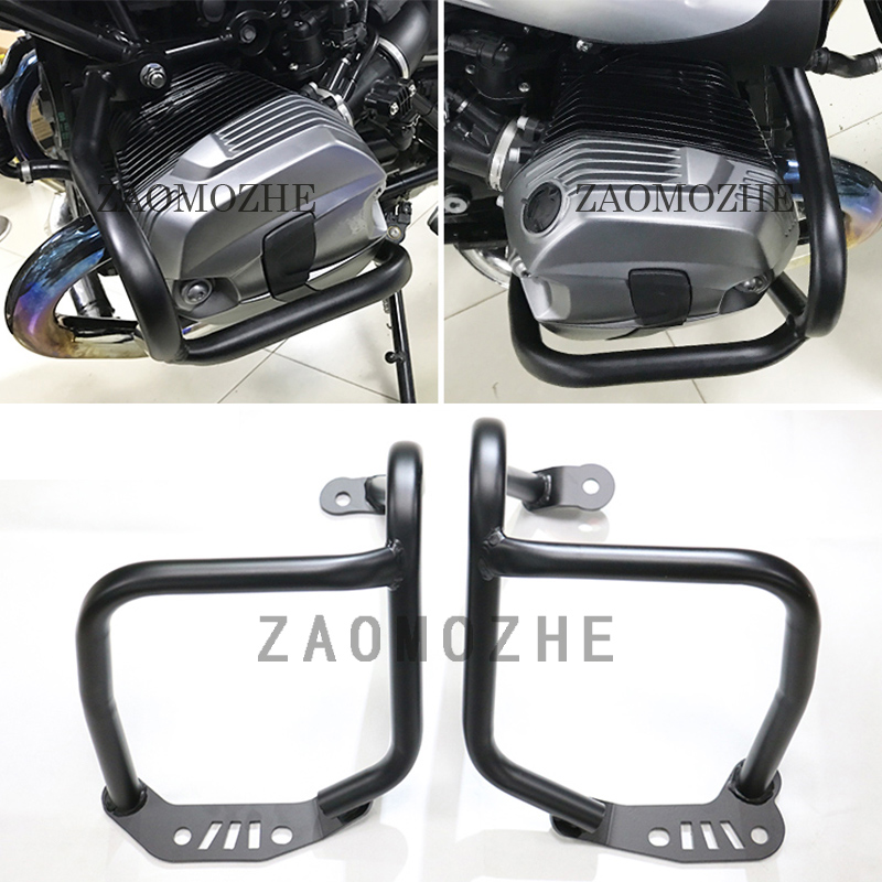 Motorcycle Refit Tank Protection Bar Protection Guard Crash Bars Frame For BMW R1200 R NINE T