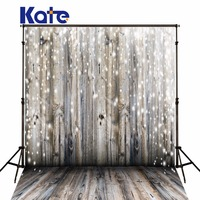 Kate Christmas backdrops photography wood wall white spot wooden floor backgrounds for photo studio