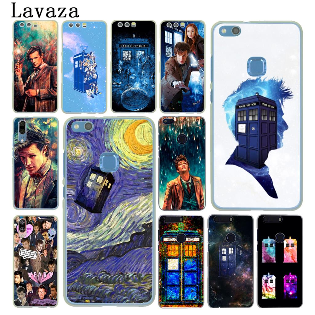 Lavaza Doctor Who Tv Soft Tpu Silicone Case Cover For Huawei Mate 10 20 P8 P9 P10 P20 Lite Pro P Smart 2019 Cases Cellphones & Telecommunications