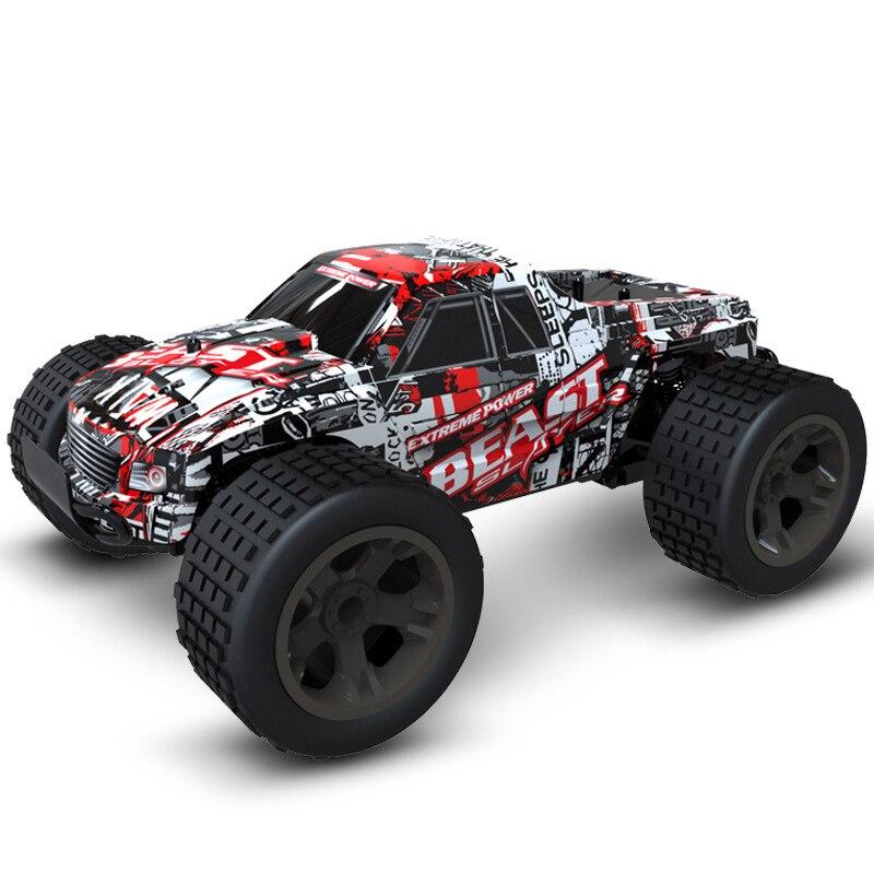 Радиоуправляемые автомобили с радиоуправлением 2,4G 4CH rock car Buggy Грузовики Игрушки для детей высокоскоростное восхождение мини RC Drift driving Car на...