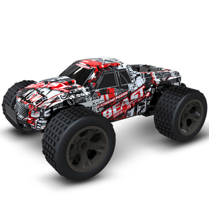 Image 3 - RC Cars Radio Control 2.4G 4CH rock car Buggy Off Road Trucks Toys For Children High Speed Climbing Mini rc Rc Drift driving Car