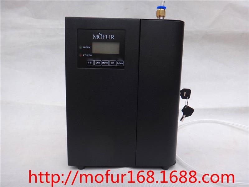 Commercial Arôme Parfum Parfum Diffuseur Machine Noir Avec Japonais Pompe À air, électrique arôme diffuseur hotsale en espagne