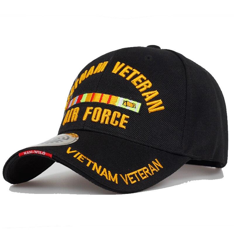 US Air Force Baseball Cap Men Women Tactical Cap Fashion Camouflage Snapback Bone Hat Outdoor Sport Cotton Adjustable Gorras