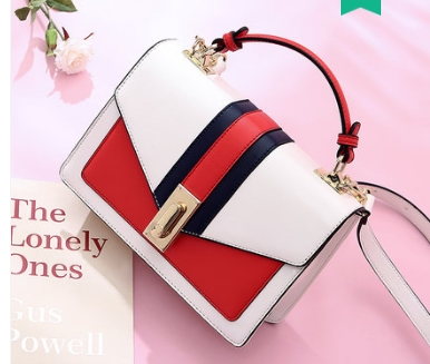 цены на Princess sweet lolita bag individual shoulder bag with single shoulder all match fashion color collision handbag women DLM033 в интернет-магазинах