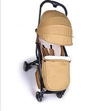 Bair bébé poussette accessoires chaud pieds en couverture de sac à dos