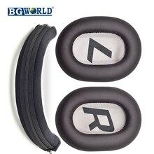 BGWORLD Ersatz Stirnband Protector Schutz Ohr Pads Für Plantronics Backbeat Pro 2 kopfhörer