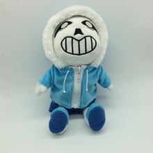 Фотография 30cm Undertale Sans Papyrus Asriel Toriel Temmie Stuffed Doll Plush Figure Toy