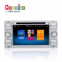 2 din Android 6.0 Car DVD GPS for Ford Focus Galaxy S Max Fusion Fiesta Kuga stereo radio Octa Core 4Gb Ram+32Gb Rom 64 bit PX5