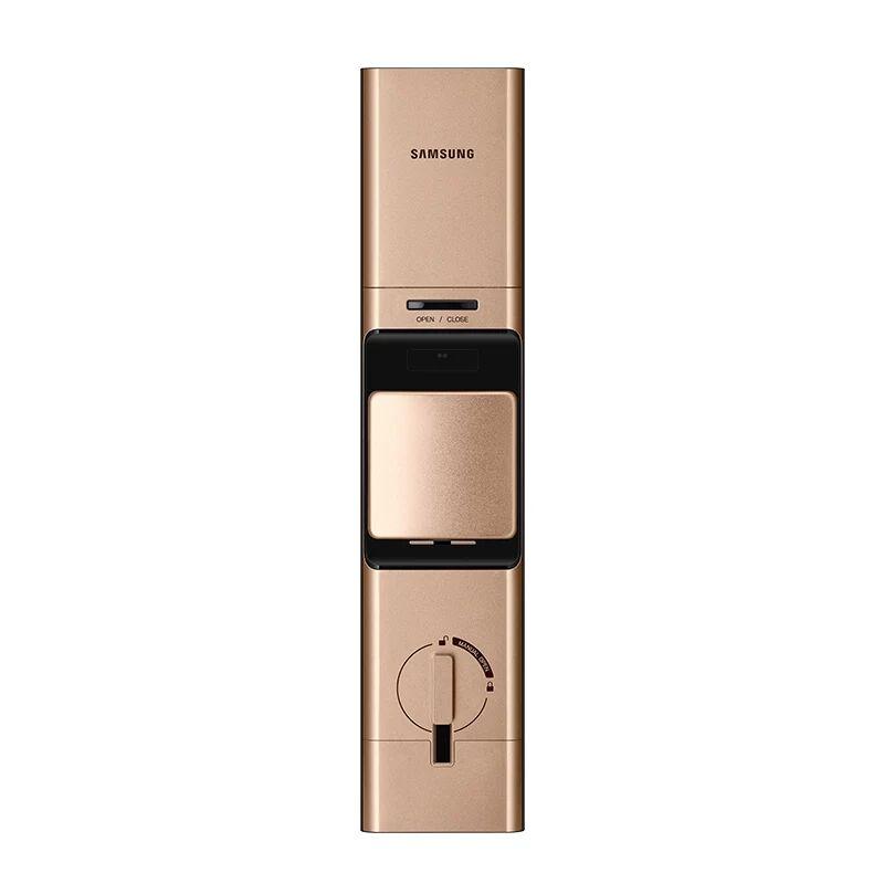 2019 NEUE SAMSUNG Fingerprint Digital Wifi Türschloss IoT Keyless SHP DR719 Große Moritse - 5