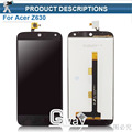 Original Quality LCD Display Black For Acer Liquid Z630 Z630s lcd with Touch Digitizer Panel Assembly Replacement+Free Tools