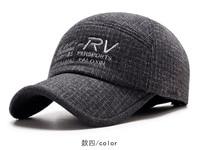 2018 explosion models new pin Korean version of the three ring baseball cap outdoor leisure wild couple fashion cap