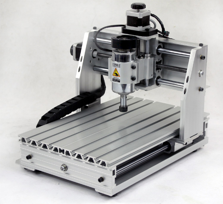 3 axis DIY CNC router Chisel 2520T CNC Mini Engraving machine Wood PCB PVC Milling Machine Support MACH3 System Carving Tools