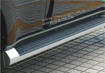 Para Mitsubishi Pajero V93 V97 2007-2017 tablero de carrera para Auto lado Barra de pasos pedales de alta calidad