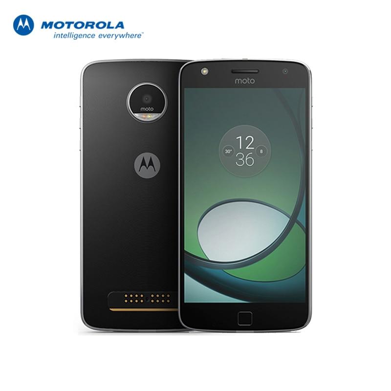 Original Motorola MOTO Z Play XT1635 Snapdragon 652 Octa core Android 6 0 5 5 1920X1080