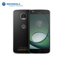 "D'origine Motorola MOTO Z Jouer XT1635 Snapdragon 652 octa base Android 6.0 5.5 ""1920X1080 16.0MP 3510 mAh empreintes digitales Intelligente Téléphone"