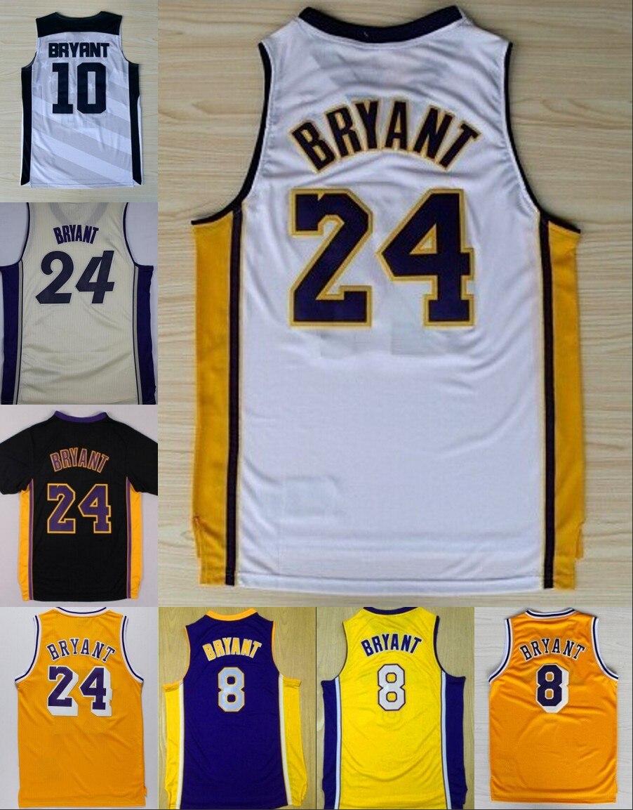 mnuiwb LA Lakers Throwback Authentic Style Jersey Purple ...