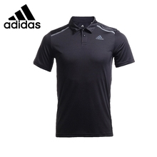 Original New Arrival  Adidas COOL365 Training  Men's POLO shirt short sleeve Sportswear