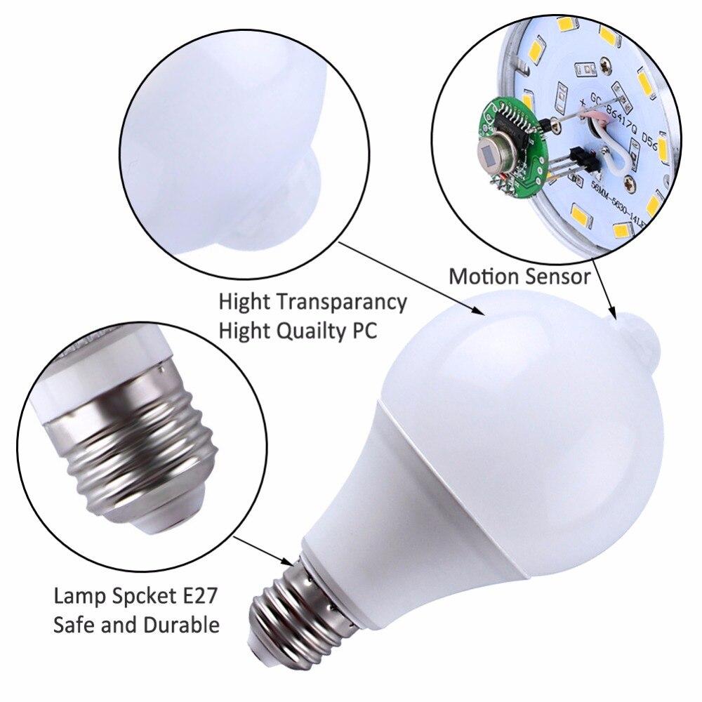 E27 wifi патрон, умный свет лампы, затемнения, многоцветный, пробуждение света, RGBWW светодиодный светильник, совместимый с Alexa Google Assistant - 2