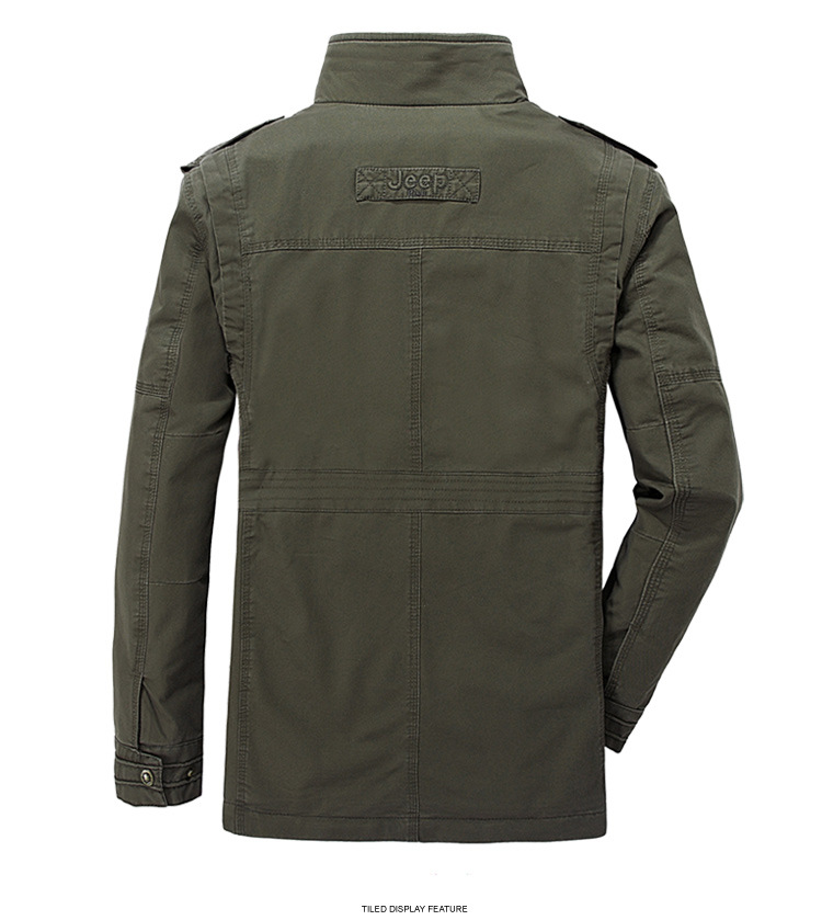 HTB1sQ4BQhjaK1RjSZFAq6zdLFXag New Plus Size 7XL 8XL Autumn Military Jacket Men Cotton Brand Outwear Multi-pocket Mens Jackets Long Coat Male Chaqueta Hombre