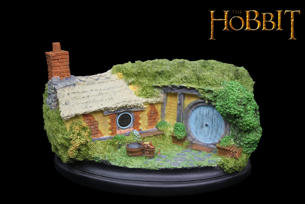 The Hobbit action figure Craft  The Lord of the Rings Action Toy Figures knick knack Hobbiton model Bathilda 35 desk ornament 1 6 scale full set soldier the lord of the rings elven prince legolas action figure toys model for collections