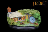 The Hobbit action figure Craft  The Lord of the Rings Action Toy Figures knick knack Hobbiton model Bathilda 35 desk ornament