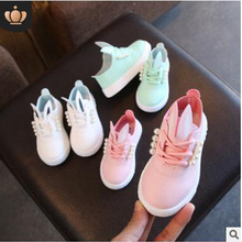 Милые новорожденные младенцы малыш девочка мальчик повязка холст мягкая обувь