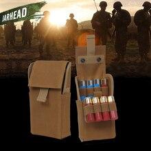 Magazine-Pouches Shotgun Molle-Bag Tactical-Bullet Cartridge 25-Bullet-Shot Hunting Outdoor