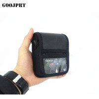 58mm Portable Printer Mobile thermal printer USB+Bluetooth support android and ios