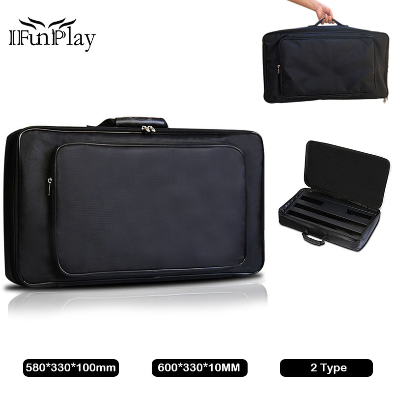 waterproof guitar effect pedalboard bag electric guitarra pedal board case guitar pedal board. Black Bedroom Furniture Sets. Home Design Ideas