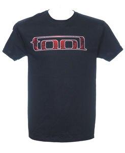 Image 2 - أداة الأحمر نمط الرسمية المرخصة تي شيرت T قميص خصم 100% القطن T قميص ل رجل بارد بلوزات مستديرة العنق
