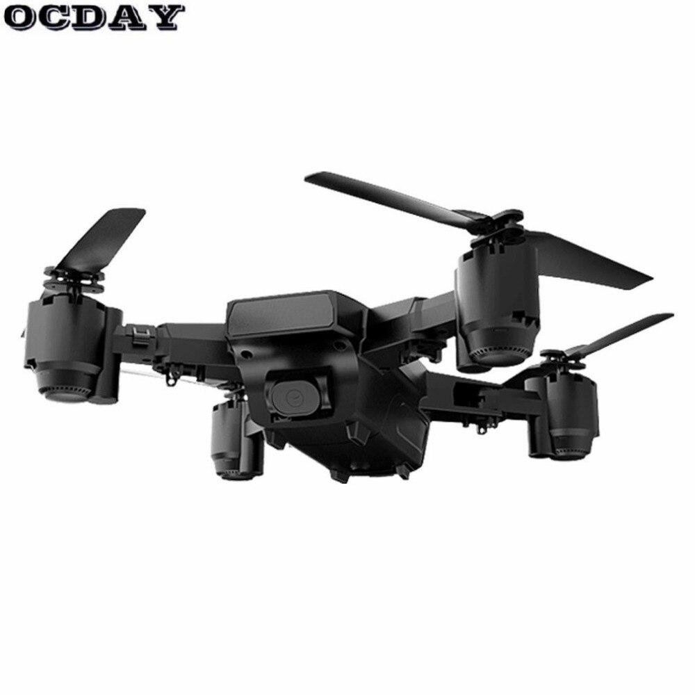 S30 5 г Радиоуправляемый Дрон с 1080 P Камера складной мини Квадрокоптер 4CH 6 оси Wi Fi FPV Drone Встроенный gps Смарт Follow Me Здравствуйте