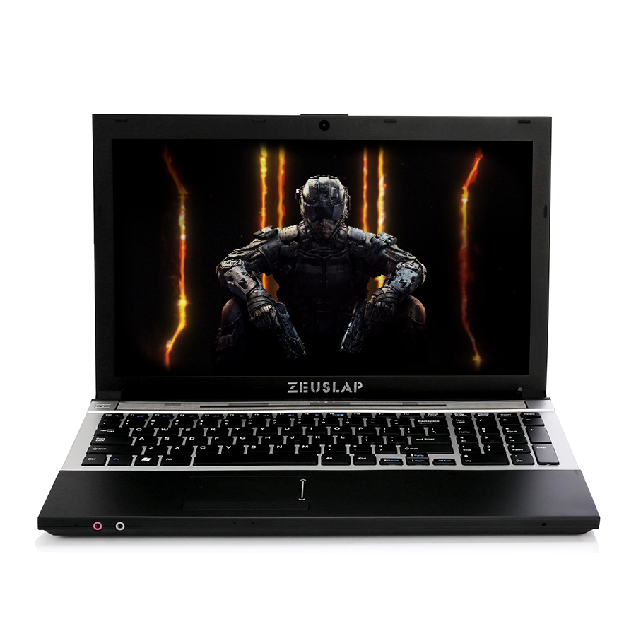 ZEUSLAP da 15.6 pollici Intel Core i7 o intel pentium 8 GB di RAM 1 TB HDD Windows 10 Wifi Bluetooth DVD-ROW Del Computer Portatile Notebook Computer