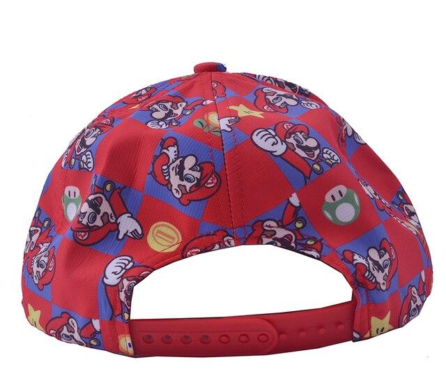 кепка Супер Марио 3