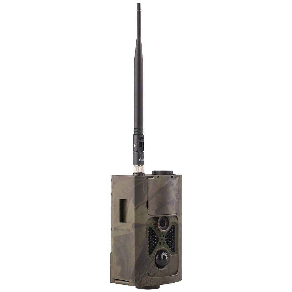 HC 500M 1080P 12MP Wildlife Trail Camera GSM MMS GPRS SMS Control Scouting Infrared Hunting Camera arduino atmega328p gboard 800 direct factory gsm gprs sim800 quad band development board 7v 23v with gsm gprs bt module