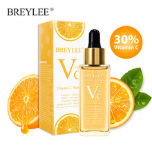 BREYLEE Vitamin C Serum Dark Spots Repair Hyaluronic Acid Anti Aging Facial Essence Moisturizing Whitening Face Skin Care